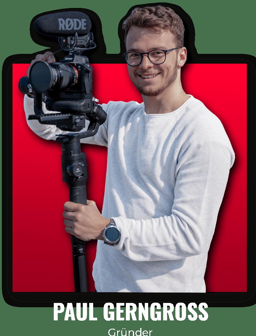 Paul Gerngross - Gründer Gerngross Media